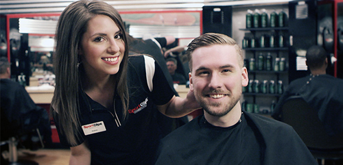 Sport Clips Haircuts of South Gilbert Haircuts